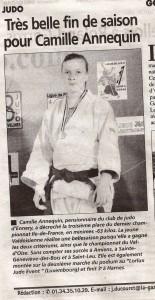 la gazette du 6 juin 2012... camille-155x300