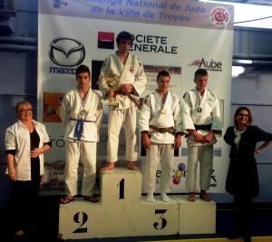 Label B cadets/cadettes de Troyes podium-antoine-300x267